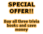 SPECIAL  OFFER!!  Buy all three trivia books and save money